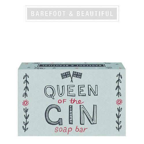 Barefoot & Beautiful Queen of the Gin Soap