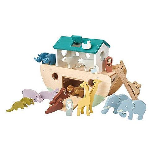 Noah's Wooden Ark