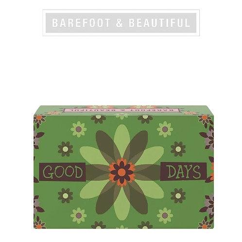 Barefoot & Beautiful 'Good Days'  Soap