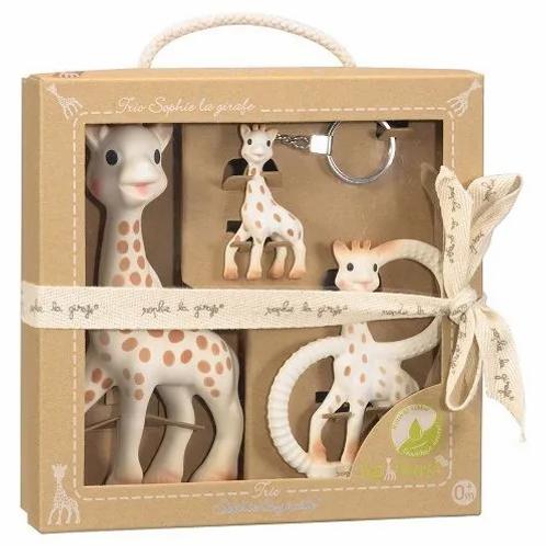 Sophie the Giraffe Trio Gift Set