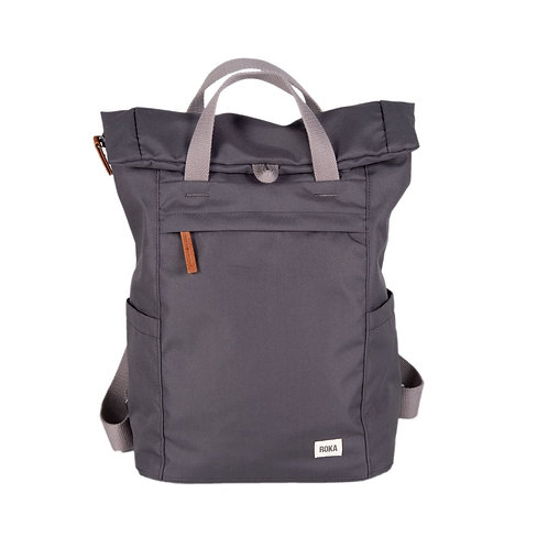 Roka Sustainable Backpack Small - Carbon