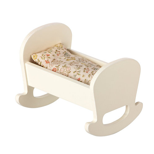 Maileg Cradle - Baby Mouse