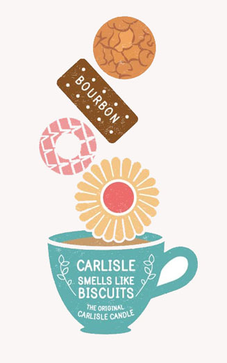 Carlisle Smells (of biscuits)