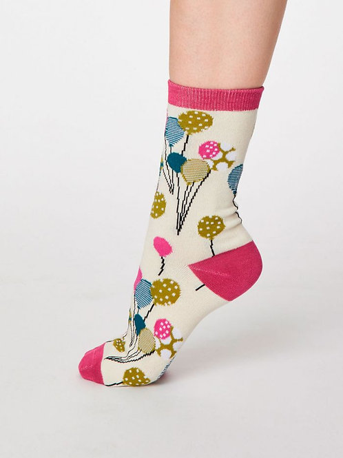 Thought Ladies Bamboo Balloon  Socks
