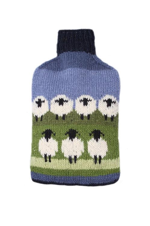 Sheep Hot Water Bottle