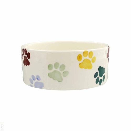 Emma Bridgewater Polka Paws Small Dog Bowl