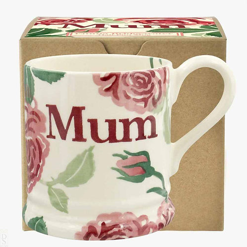 Emma Bridgewater Pink Roses Mum Mug