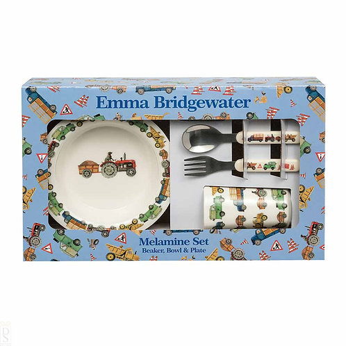 Emma Bridgewater Men at Work Melamine Set