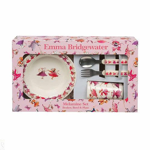 Emma Bridgewater Dancing Mice Melamine Set