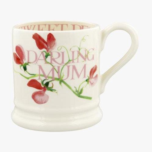 Emma Bridgewater Sweet Pea Darling Mum Mug