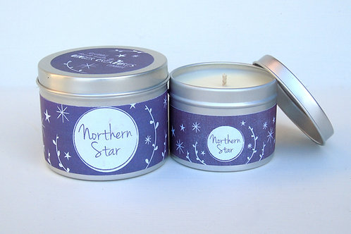 Northern Star Candle