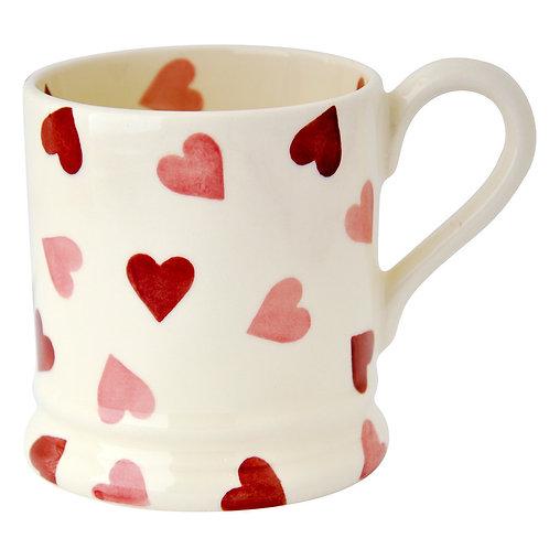 Emma Bridgewater Pink Hearts Mug