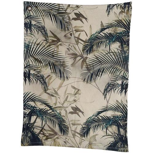 Tea Towel - Palm Design