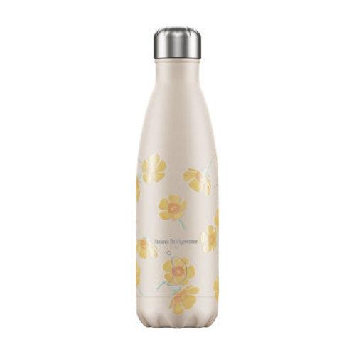 Chilly's Bottle Emma Bridgewater Buttercup  - 500ml