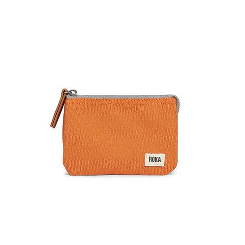 Roka Sustainable Wallet Atomic Orange