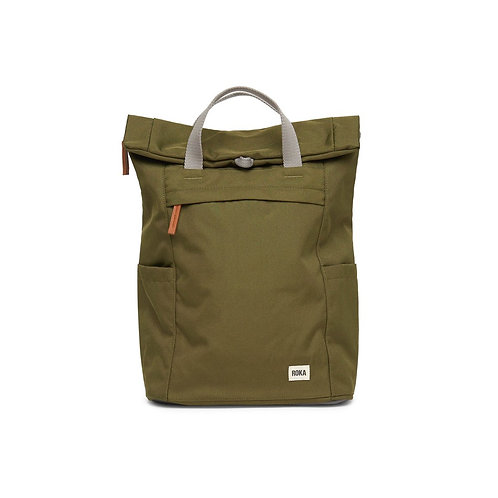 Roka Sustainable Backpack Medium Moss