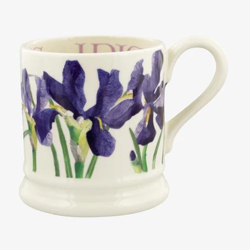 Emma Bridgewater Blue Iris  Mug