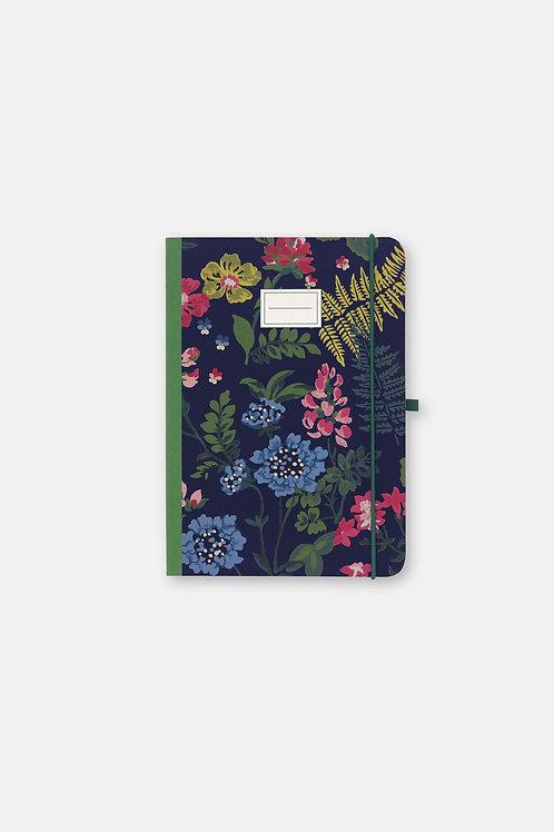 Cath Kidston A5 Premium Notebook - Twilight Garden