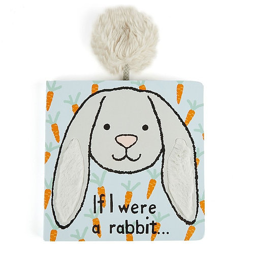 Jellycat If I Were a Rabbit Book & Bunny
