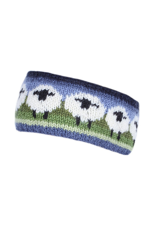 Sheep Headband