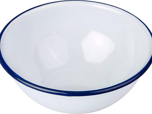 Enamel Mixing Bowl - 24cm