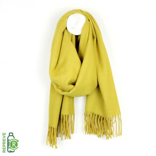 Winter Scarf - Made from Plastic Bottles