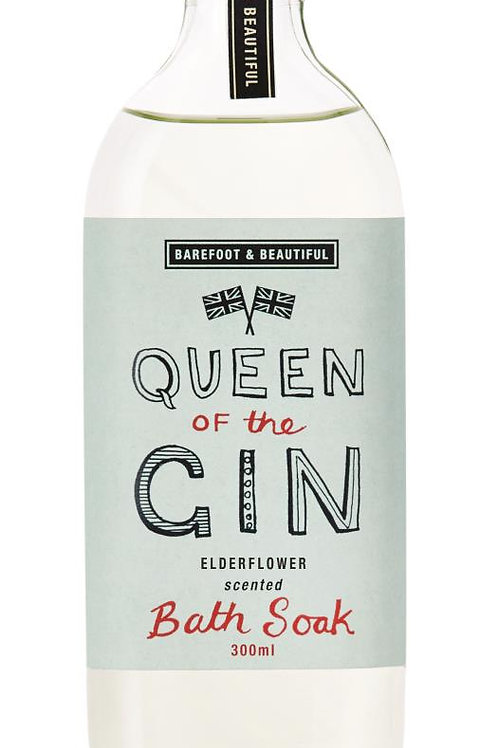 Barefoot & Beautiful Queen of the Gin Bath Soak