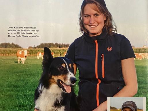 Artikel im landwirtschaftlichen Magazin Top Agrar