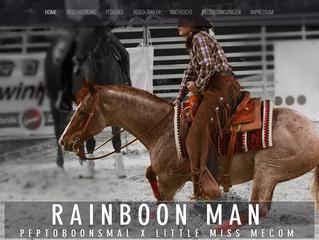 Rainboon Man mit neuer Website!