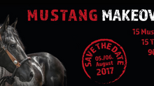 Mustang Makeover in Aachen: Mel is booked for Cutting Demos