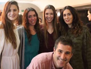 El equipo de horseball, premiado en la gala de la Federación de Madrid
