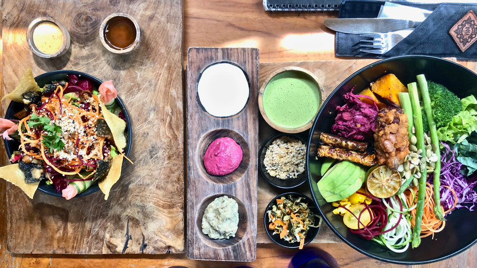 The Healthy Food Culture of Bali