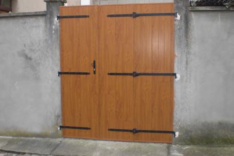 Portes garages