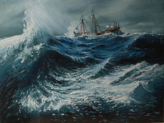 Jesus Calms Our Storms