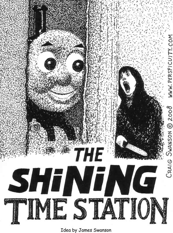 The Shining Time Station