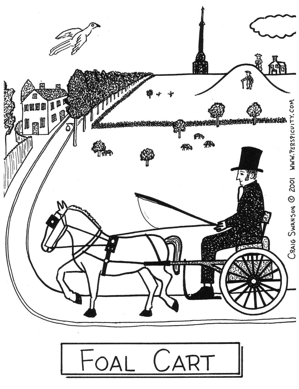 Foal Cart