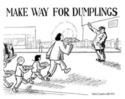 Make Way for Dumplings