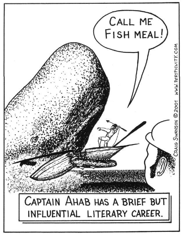 Call Me Fishmeal!