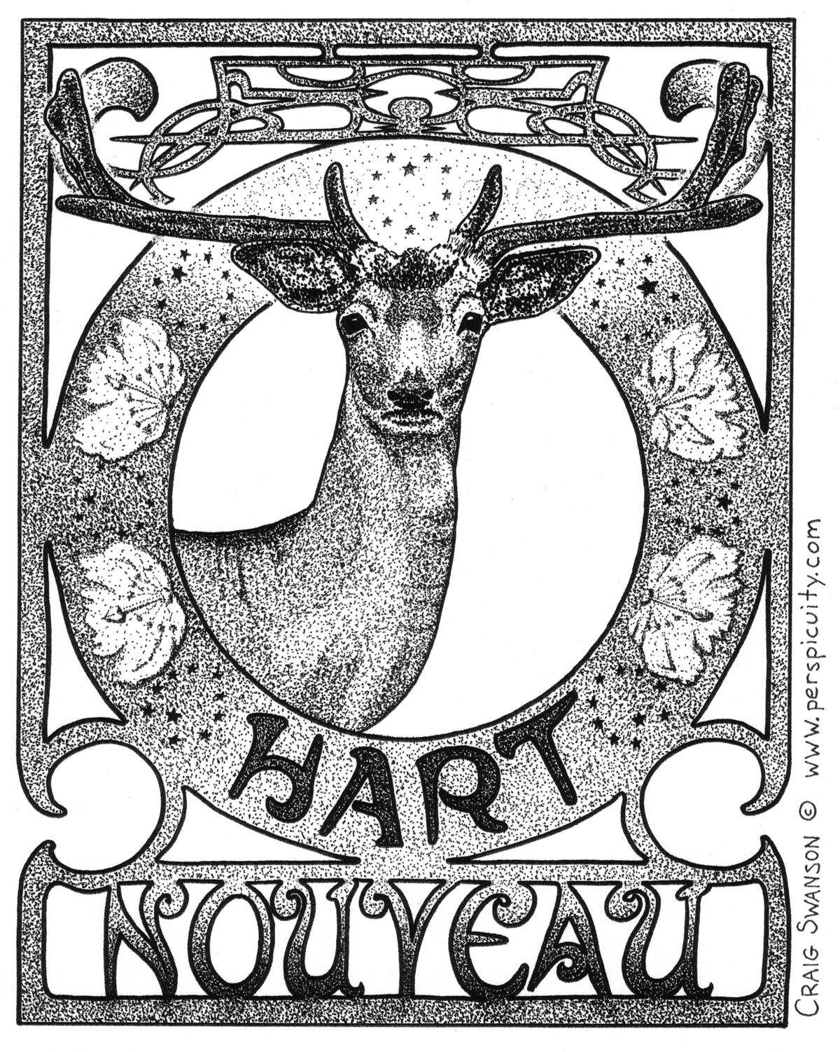 Hart Nouveau
