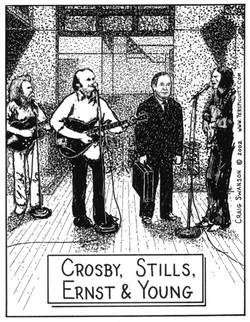 Crosby, Stills, Ernst & Young