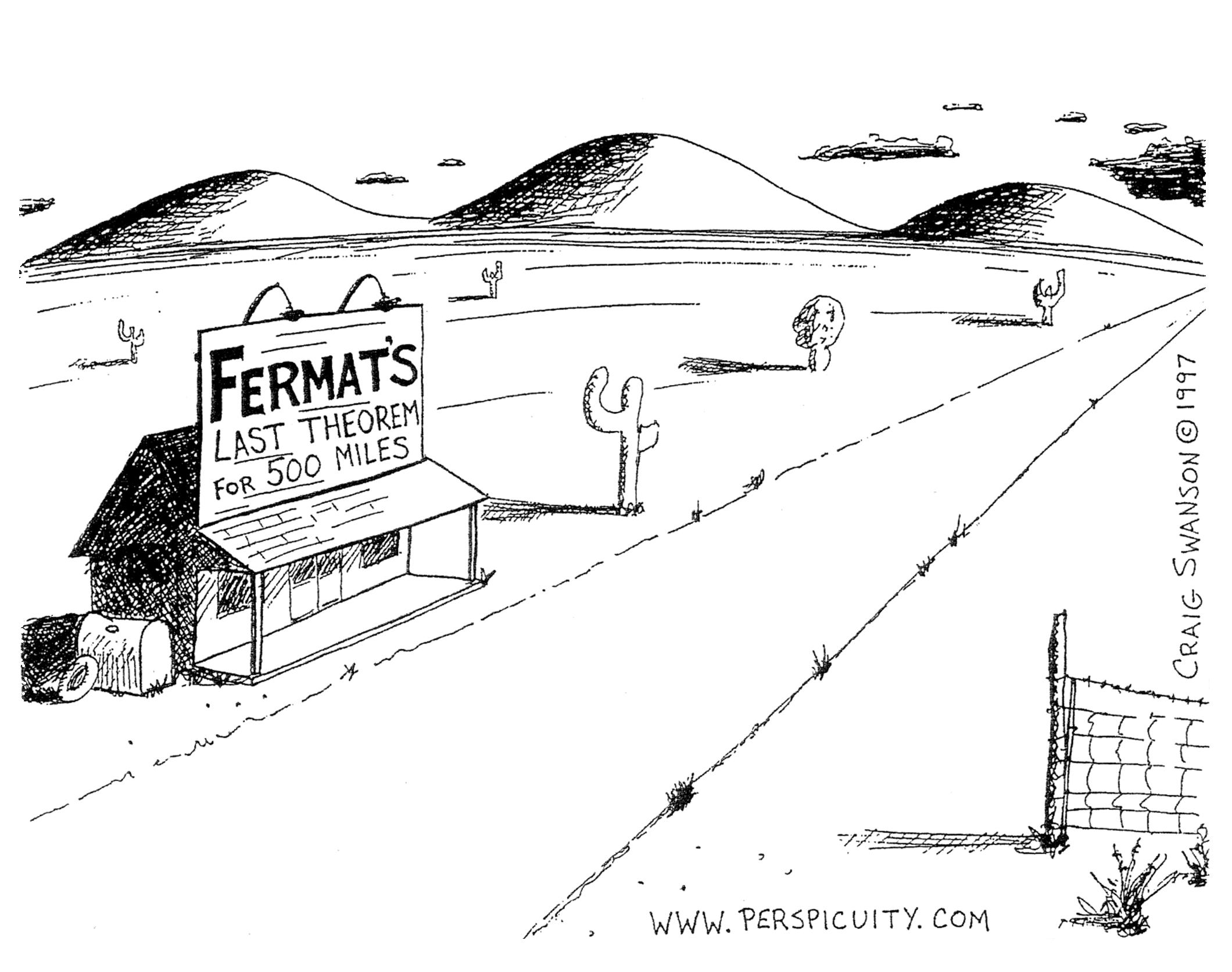 Fermat's Last Theorem...