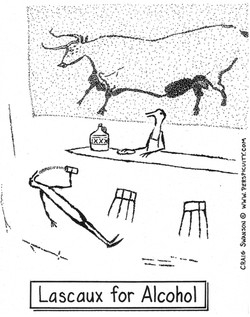 Lascaux for Alcohol