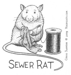 Sewer Rat