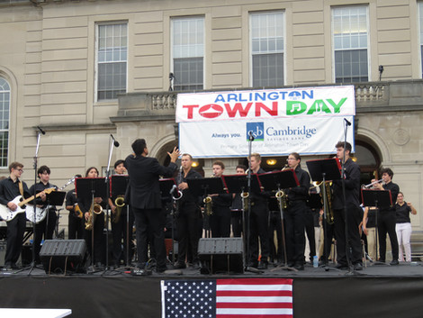 """Town Day: AHS Jazz Band and Madrigal Singers """"pull off a great show"""""""