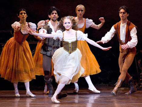 The Madness of Giselle: an Exploration