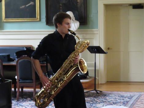 AHS Alum Bennett Parsons: Expanding the Saxophone Repertoire