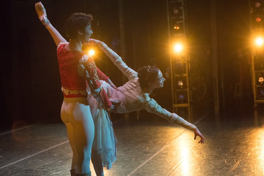 2018 Boston Ballet production of Romeo and Juliet