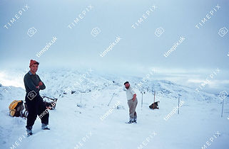 Denis Graham and Frank Doyle, Ben Cruachan