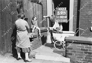 No 75 Milnrow Road, Rochdale, 1953