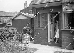 No 28 Cleveley's Avenue, Rochdale, 1953
